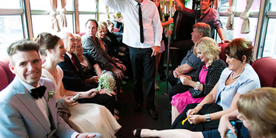Wedding Bus Hire Dublin